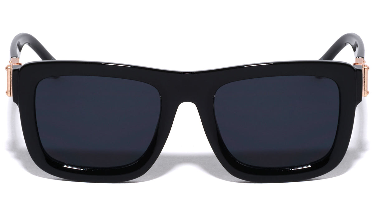 Classic Rectangle Wholesale Sunglasses