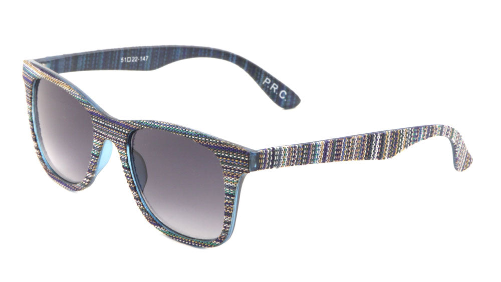 Classic Fabric Pattern Wholesale Bulk Sunglasses