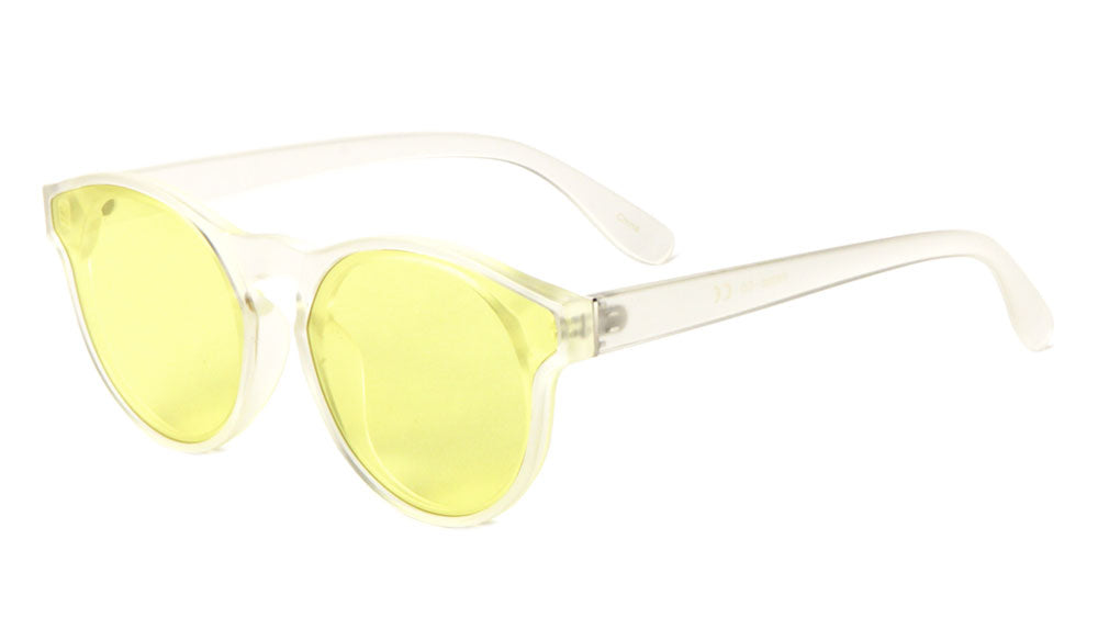 Crystal Color Lens Retro Wholesale Bulk Sunglasses