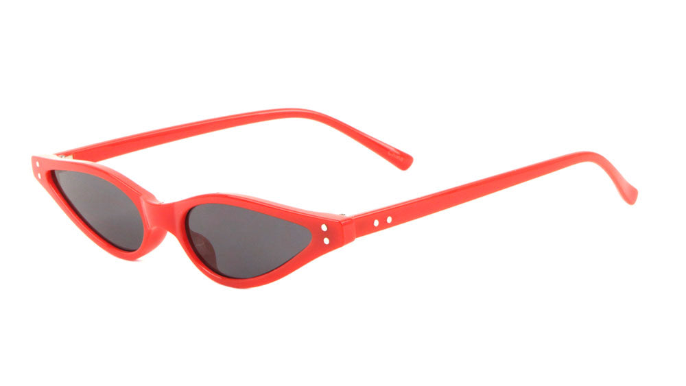 Thin Cat Eye Wholesale Sunglasses