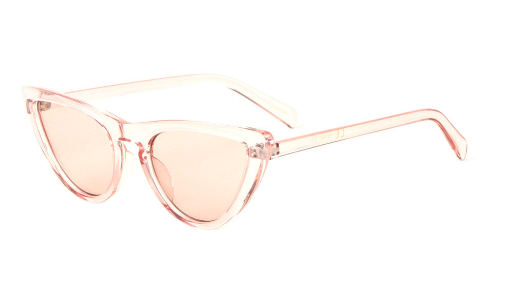 Crystal Cat Eye Color Sunglasses Wholesale