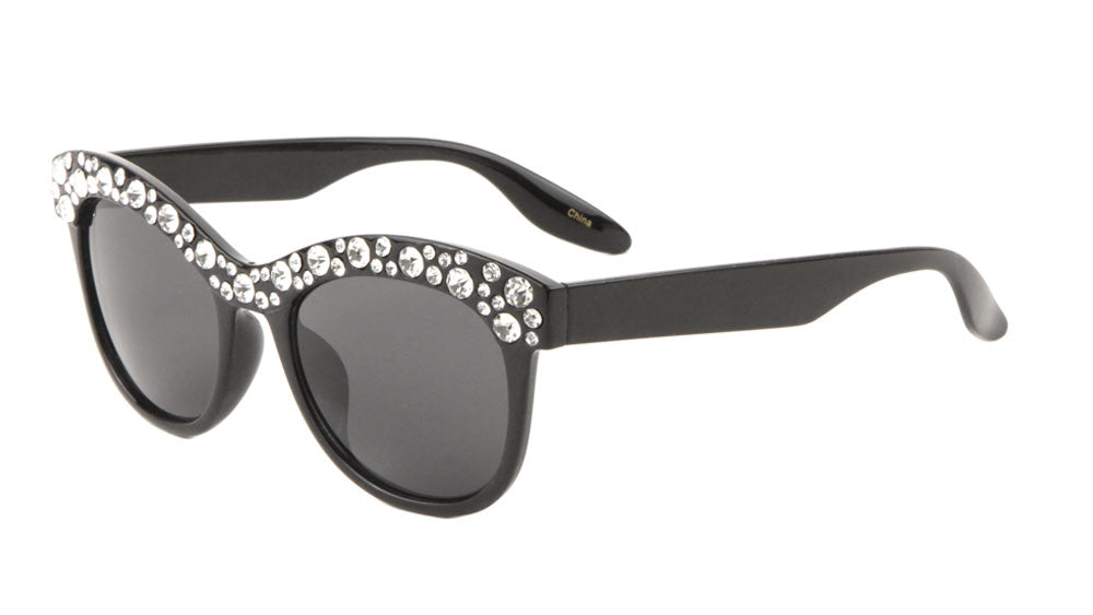 959727b0f43e Rhinestone Cat Eye Sunglasses Wholesale – Frontier Fashion