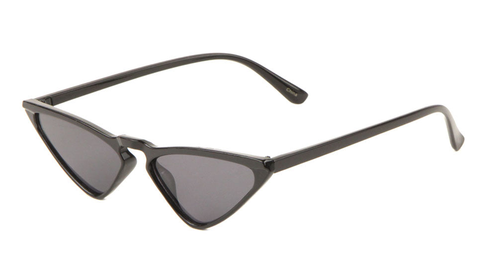 Triangular Cat Eye Sunglasses Wholesale