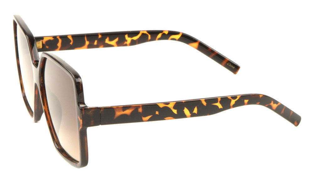 Squared Butterfly Sunglasses Wholesale