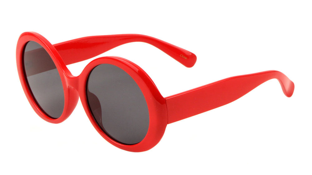 Round Oval Sunglasses Wholesale