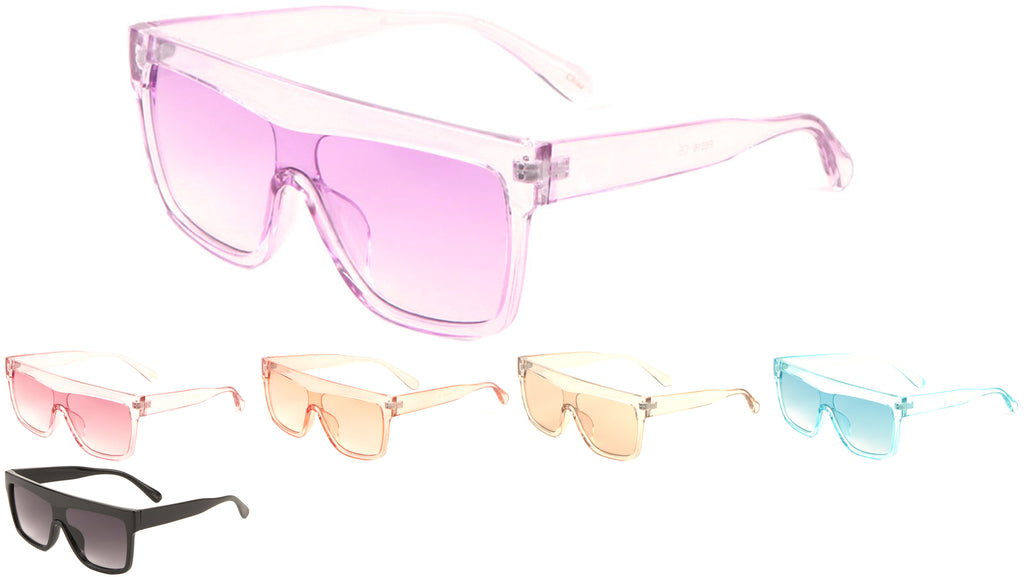 Flat Top Crystal Classic Wholesale Sunglasses