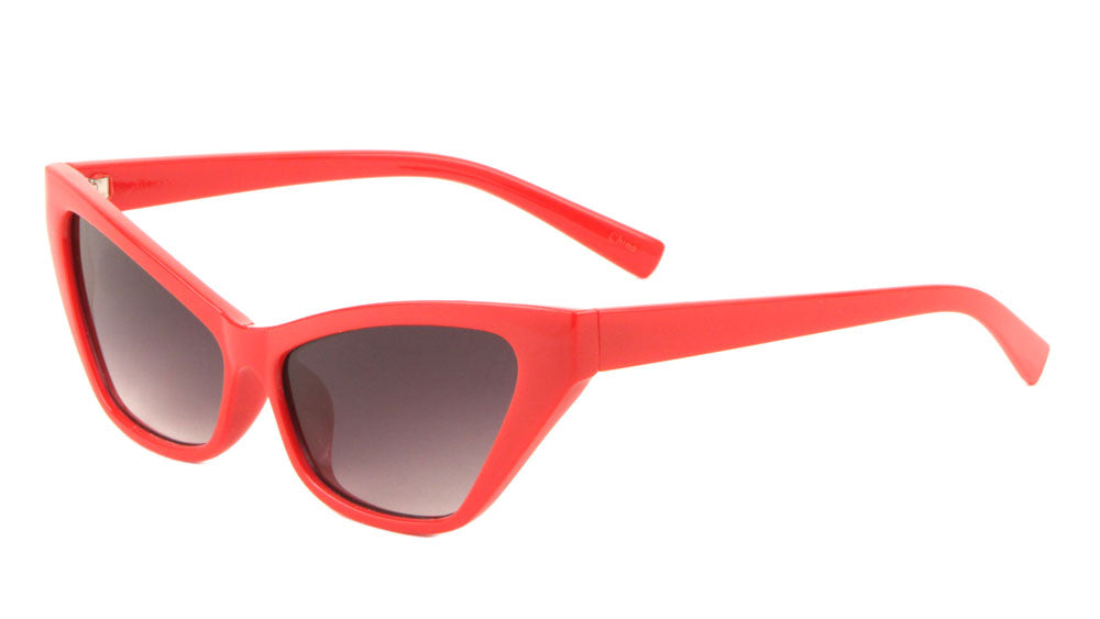 High Angle Cat Eye Sunglasses Wholesale