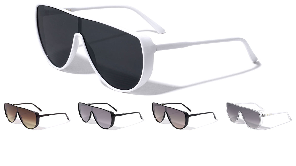 Shield Fashion Wholesale Sunglasses