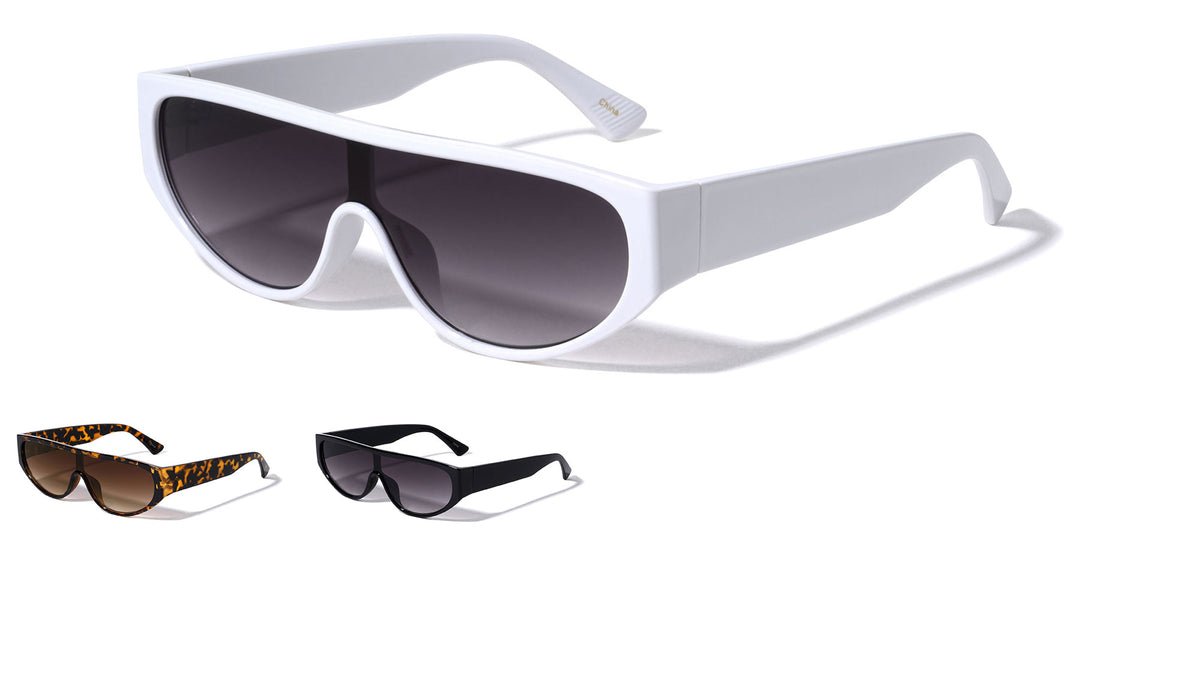 Modern Shield Wholesale Sunglasses