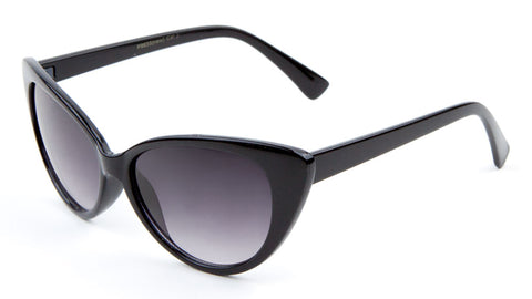Standard Plastic Cat Eye Sunglasses