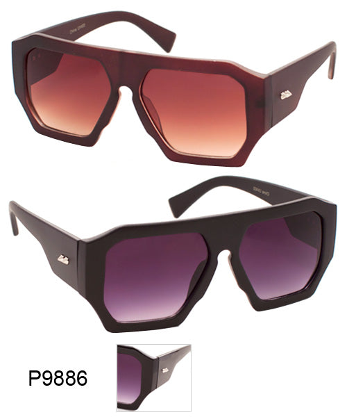 Flat Top Squared Wholesale Bulk Sunglasses