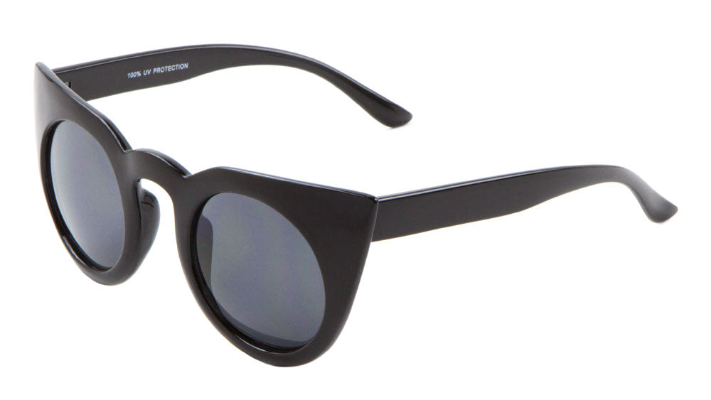 Plastic Retro Sunglasses