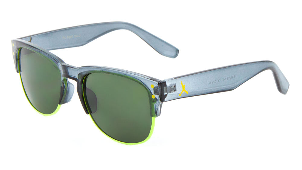 Plastic Combination Sunglasses
