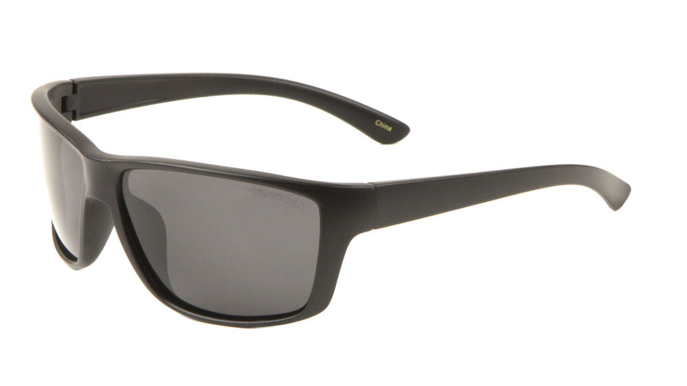 Polarized Sports Wrap Sunglasses Wholesale