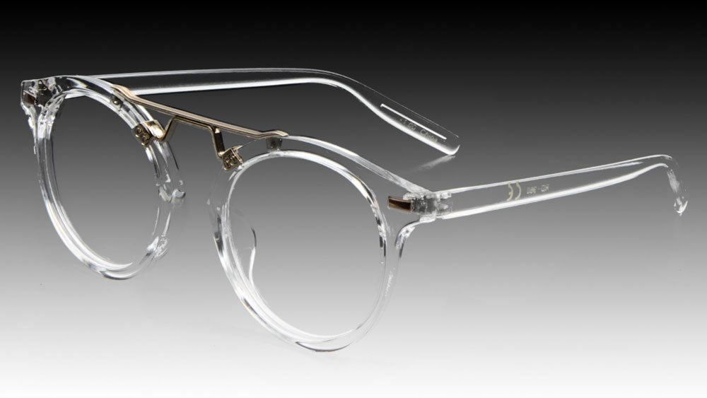 Retro Bridgeless Reading Glasses Wholesale Bulk