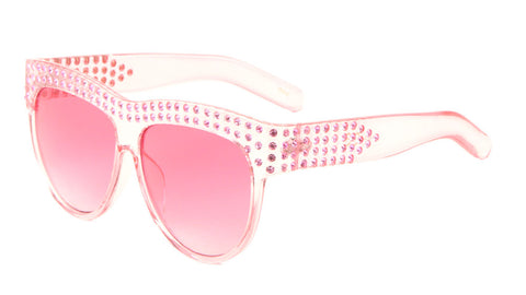 Rhinestone Fashion Sunglasses Wholesale