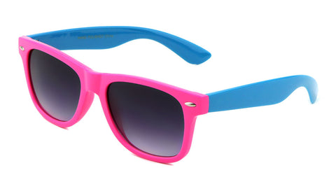 W-1-NEON - Classic Neon Color Wholesale Bulk Sunglasses