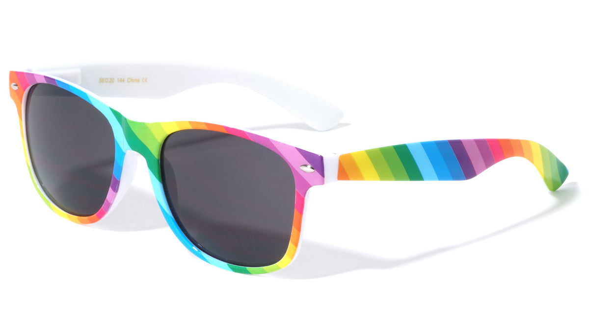 Classic Rainbow Sunglasses Wholesale
