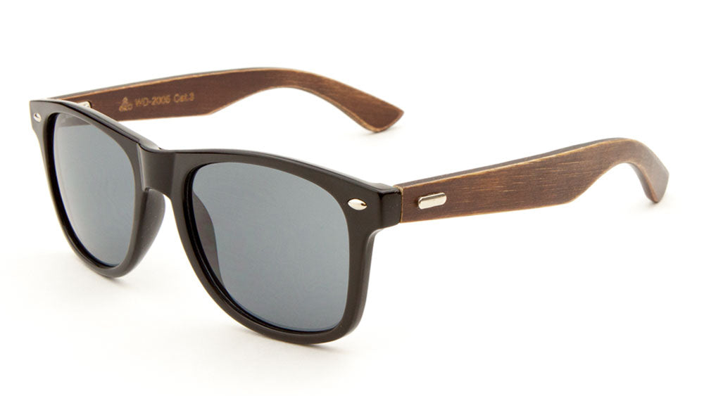EKO Classic Wood Sunglasses Wholesale