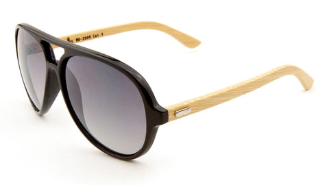EKO Aviators Wood Sunglasses Wholesale