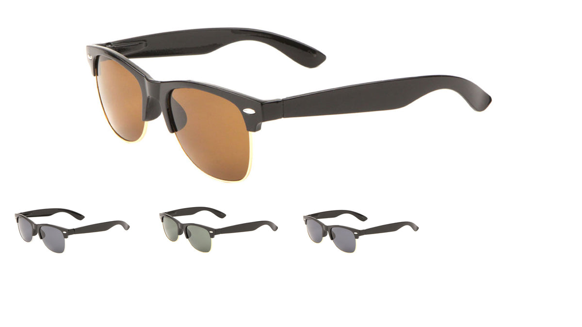 MICA Super Dark Combination Sunglasses