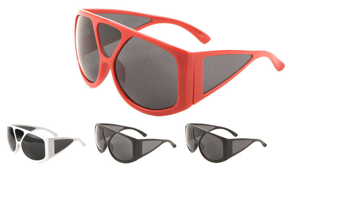Multi-Lens Fashion Wholesale Bulk Sunglasses