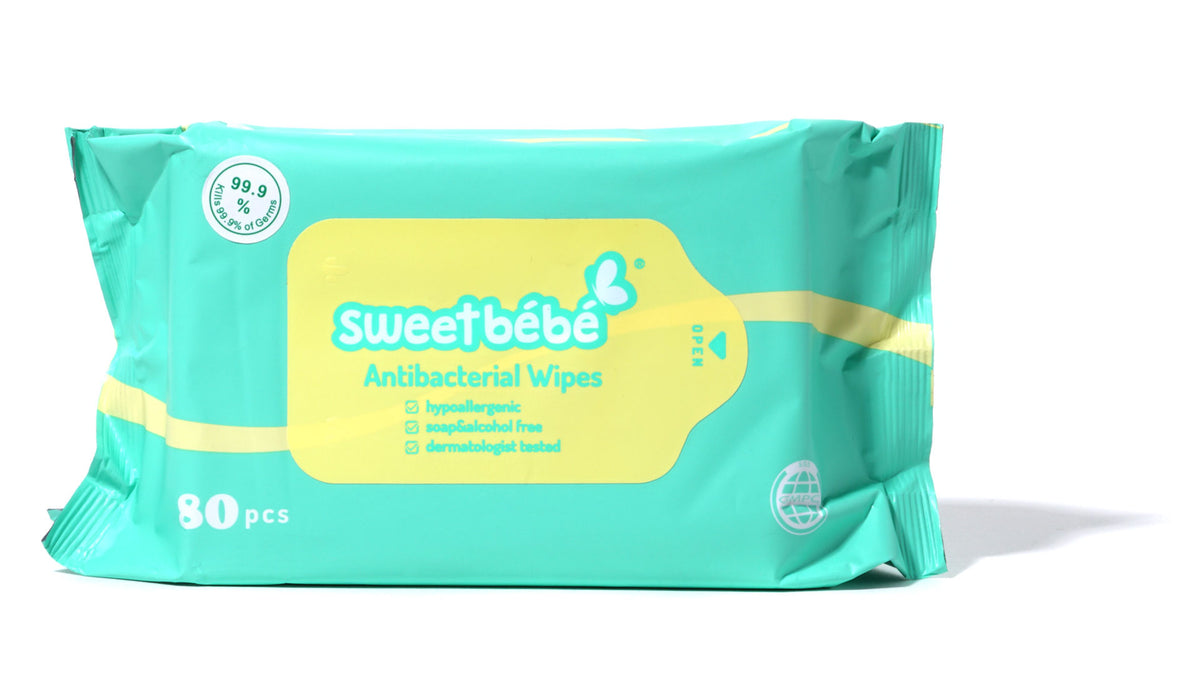 Antibacterial Wipes (NOT SOLD BY DOZEN)