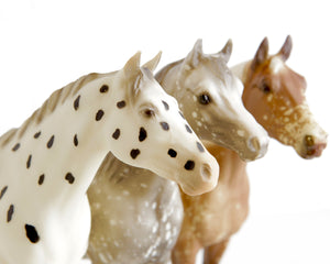 Vintage Breyer Horses + Animals
