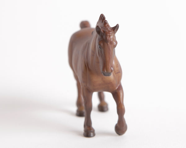 Breyer 70th Anniversary Mystery Horse Surprise Clydesdale Stallion