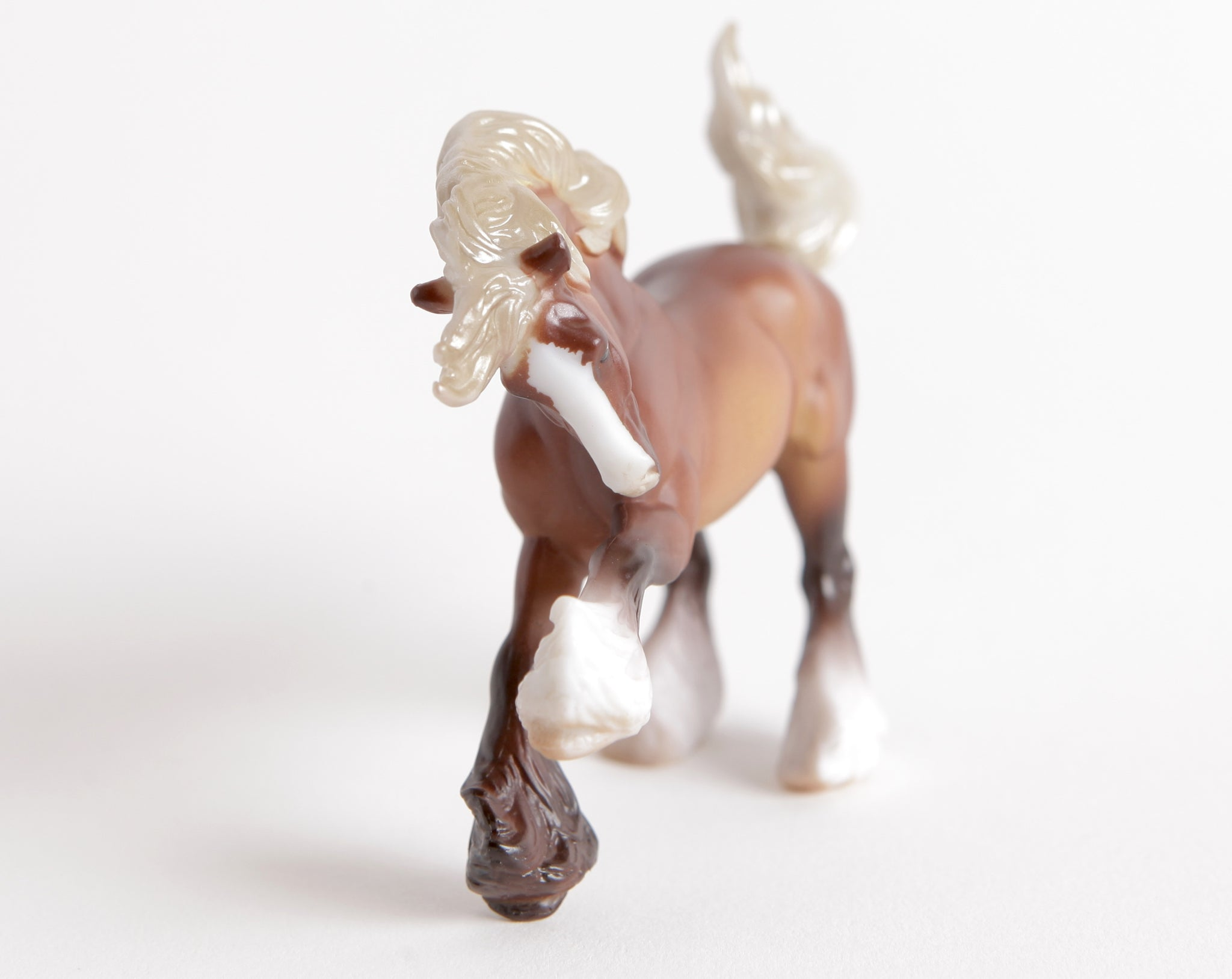 Breyer 70th Anniversary Mystery Horse Surprise Gypsy Vanner