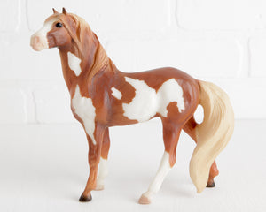 Breyer Sirocco Mesteno Stallion at Lobster Bisque Vintage