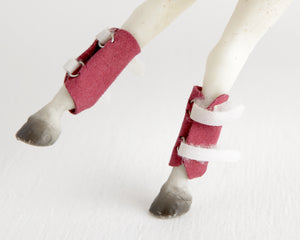 Breyer #2017 Splint Boots at Lobster Bisque Vintage