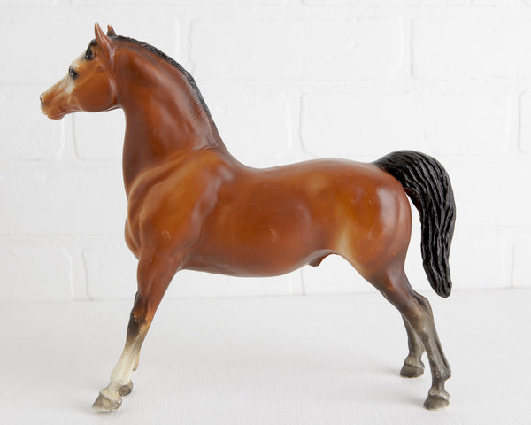Breyer Bay Stretch Morgan #49 at Lobster Bisque Vintage