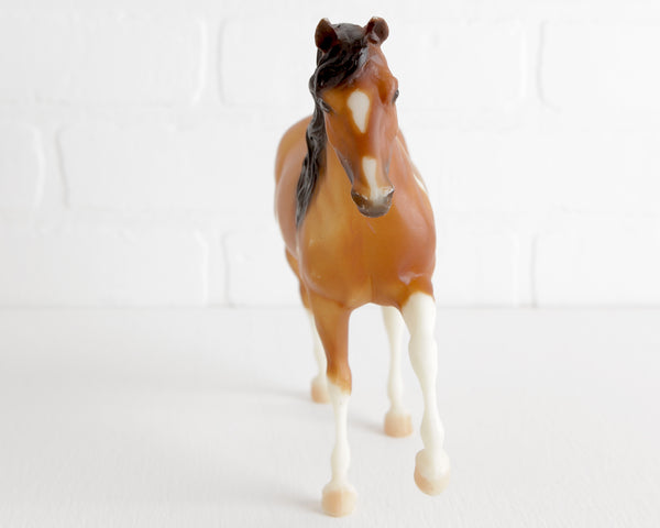 Breyer TRU Reflections Buckskin Pinto #730300 at Lobster Bisque Vintage