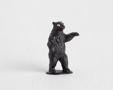 Standing Black Bear at Lobster Bisque Vintage