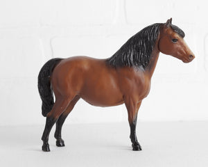 Breyer Bay Shetland Pony #23 at Lobster Bisque Vintage