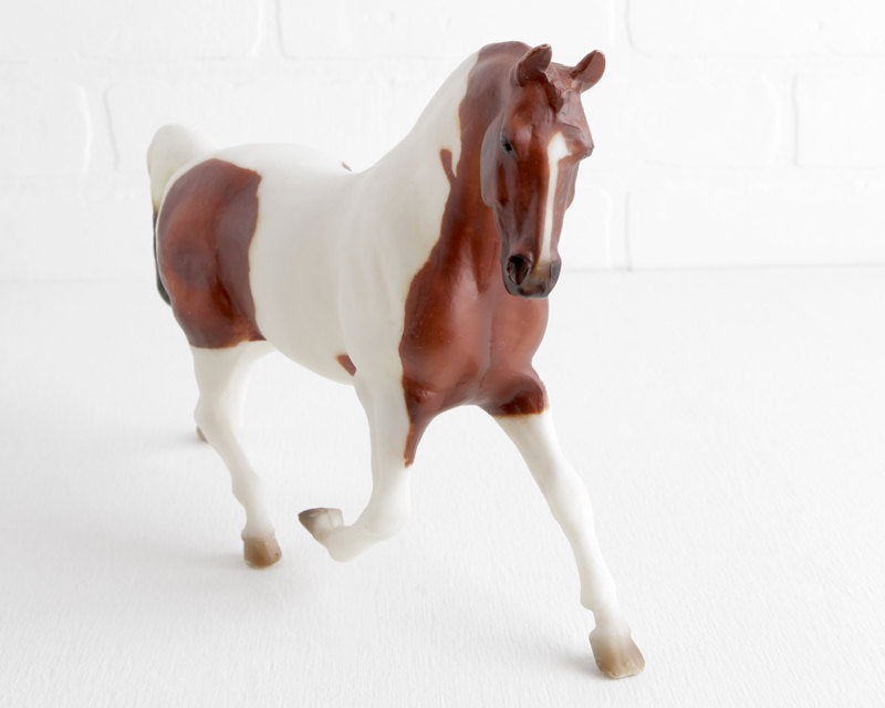 Breyer Misty's Twilight Bay Pinto Model Horse at Lobster Bisque Vintage