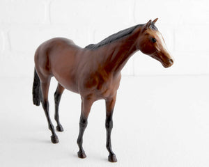 Breyer Touch of Class #420 at Lobster Bisque Vintage
