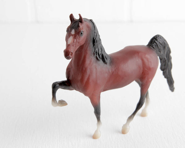 Breyer Bay Morgan Little Bit Paddock Pal Belle at Lobster Bisque Vintage