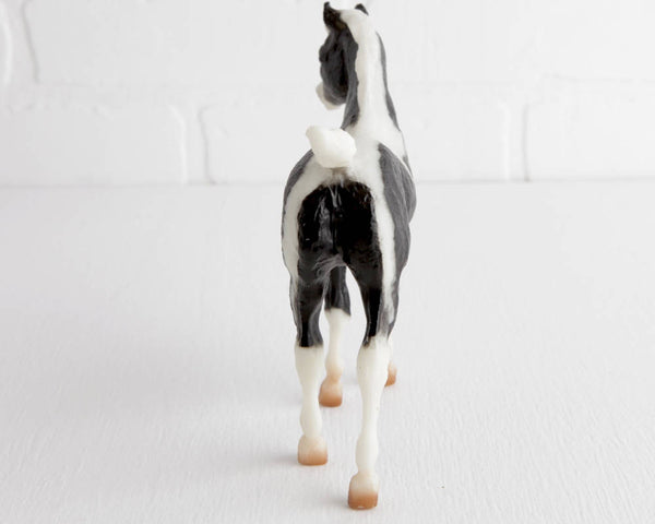 Breyer Bright Socks Paint Foal at Lobster Bisque Vintage
