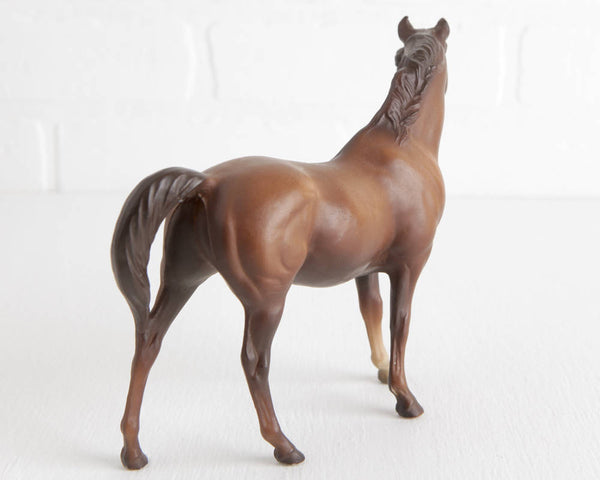 Breyer Silky Sullivan Famous Racehorse Thoroughbred #603 at Lobster Bisque Vintage