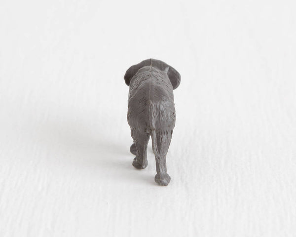 Walking Elephant Figurine at Lobster Bisque Vintage