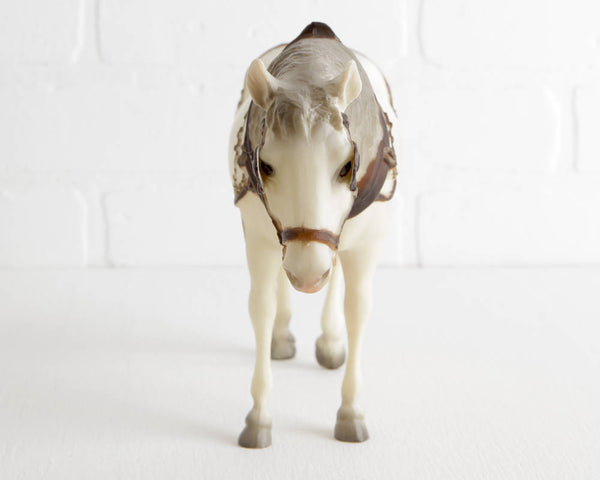 Breyer Old Timer Alabaster #200 at Lobster Bisque Vintage