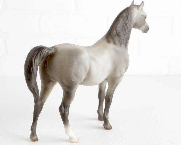 Breyer Steel Dust Proud Arabian Mare #400393 1994 Just About Horses Special at Lobster Bisque Vintage