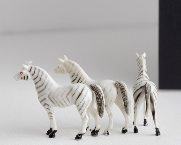 Zombie Zebra Herd at Lobster Bisque Vintage
