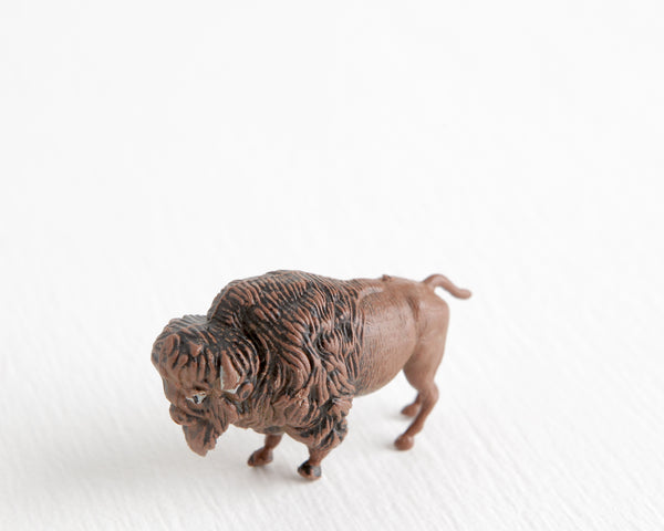 Buffalo or Bison at Lobster Bisque Vintage
