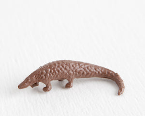 Brown Pangolin at Lobster Bisque Vintage