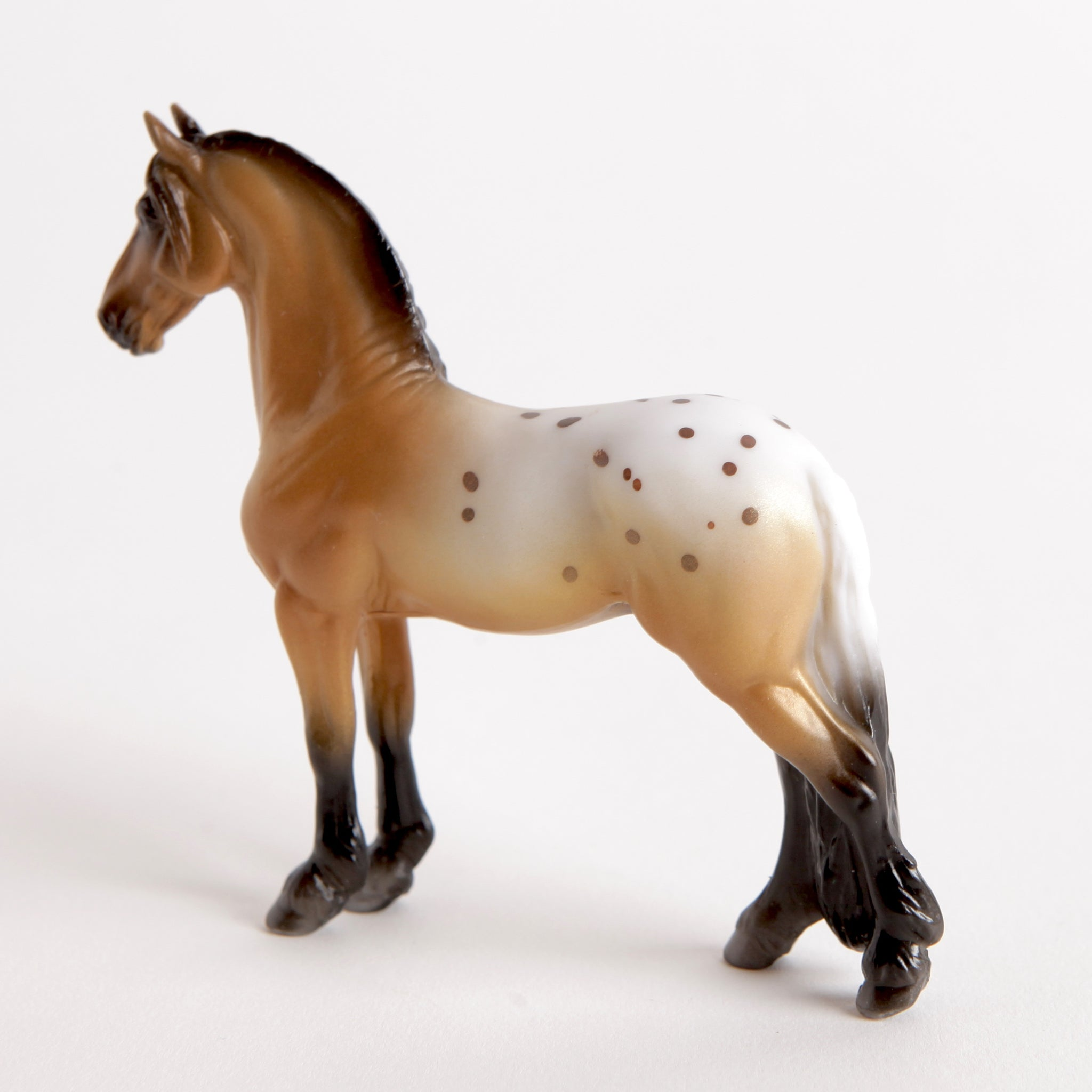Breyer Mystery Horse Surprise Appaloosa Django