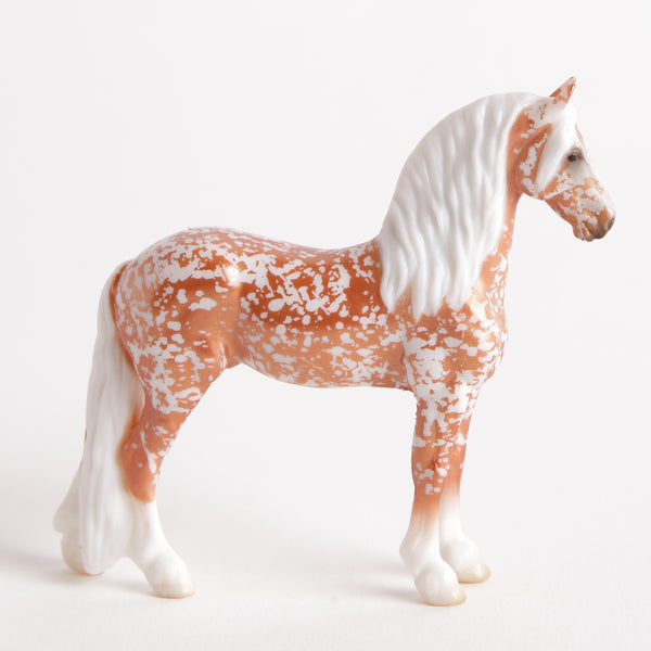 Breyer Mystery Horse Surprise Chase Piece Copper Florentine Django