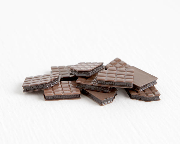 Chocolate Wafer Squares at Lobster Bisque Vintage